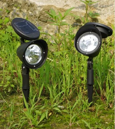 LSP001-3LED Plastic Solar Spot Light