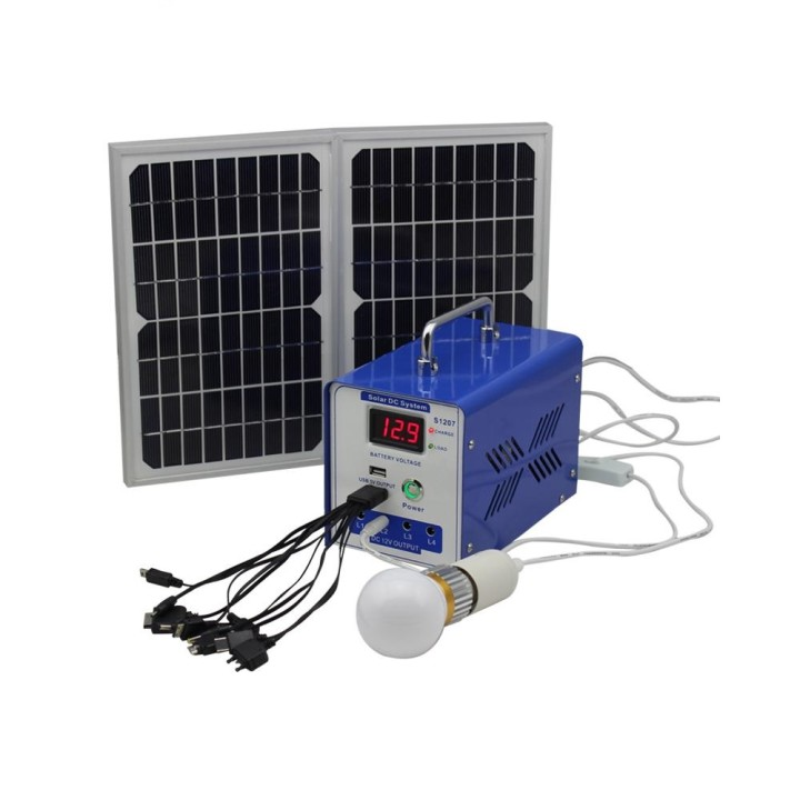 20W solar power system for home solar system manufacturers