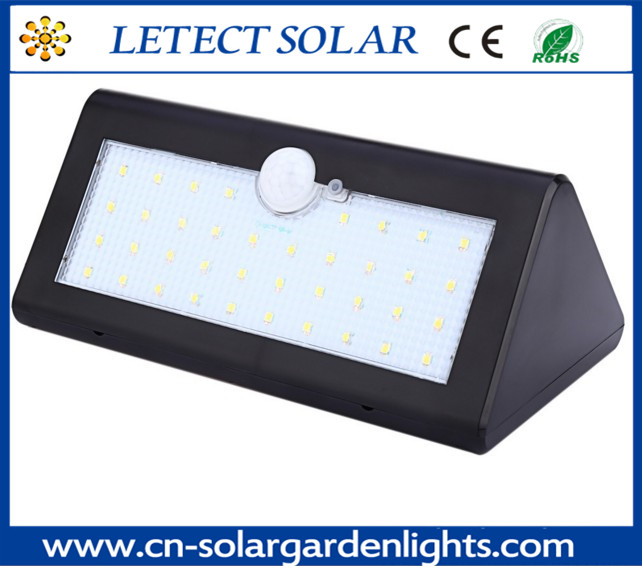36 led Solar Outside Wall Light
